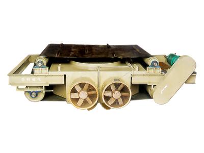 RCDC、RCDF-T系列超强冷风自卸式电磁除铁器