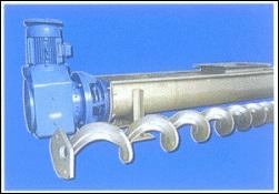 WLS系列无轴螺旋输送机